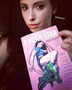 casey calvert book coming out like a porn star selfie writing