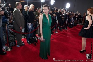 AVN Awards Casey Calvert Red Carpet 2014