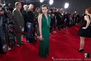 AVN Awards Casey Calvert Red Carpet 2014